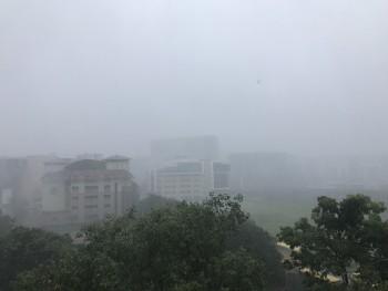 Rains in Mumbai