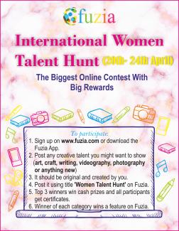 International Women Talent Hunt